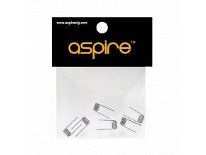 Předmotané Aspire Clapton spirálky, 6ks