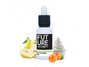 E-liquid Perino Future 30ml - Pears & Peaches