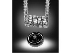 Fumytech předmotané spirálky TRIPLE Carterpillar (29GA+3x24GA, A1) 0,15ohm 4ks
