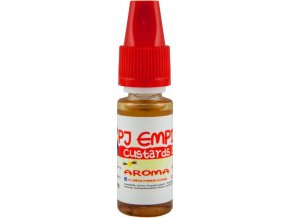 prichut pj empire 10ml custard sigh kremova prichut s vanilkou a karamelem.png