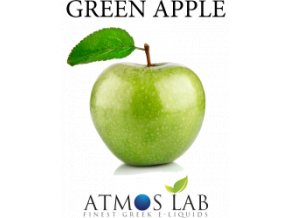Zelené jablko (Green apple) - Příchuť AtmosLab 10ml