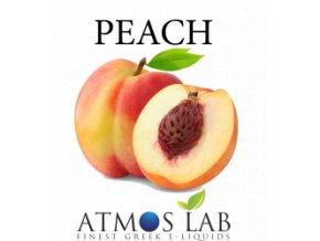 Broskev (Peach) - Příchuť AtmosLab 10ml