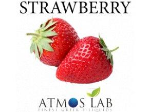 Jahoda (Strawberry) - Příchuť AtmosLab 10ml