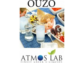 Ouzo (Ouzo) - Příchuť AtmosLab 10ml