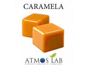 Karamel (Caramela) - Příchuť AtmosLab 10ml