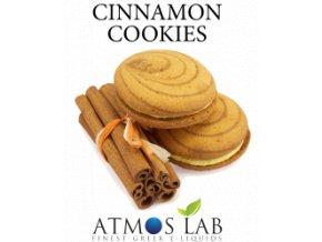 Sušenky skořicové (Cinnamon cookies) - Příchuť AtmosLab 10ml