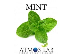 Máta (Mint) - Příchuť AtmosLab 10ml