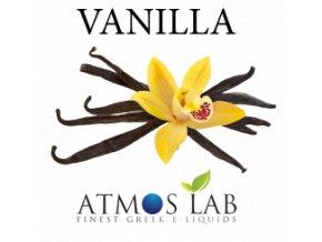 Vanilka (Vanilla) - Příchuť AtmosLab 10ml