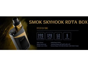SMOK Skyhook RDTA
