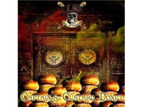 Captain's Custard Donut