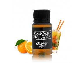 dominate flavors 15ml orange mojito