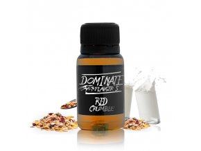 dominate flavors 15ml red crumble