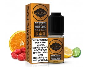 Cosmic Fog Collection - LOST FOG Neon Cream - prémiový liquid 10ml