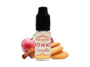 Skořicové sušenky s jablky (Apple Cinnamon)