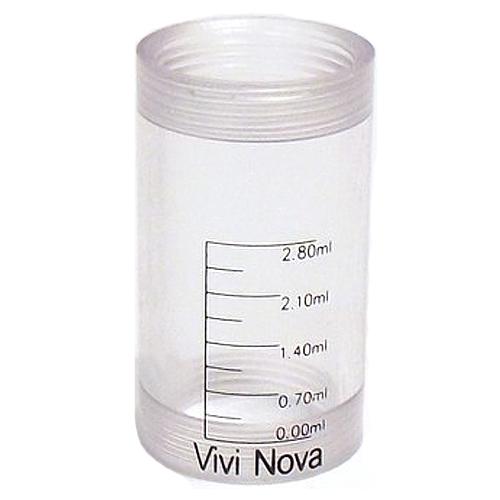 Vision Vivi Nova - náhradní tuba 2,8ml Barva: Průhledná, Kategorie: VIVI NOVA, Materiál: Plast