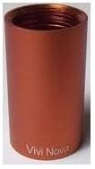 Vision Vivi Nova - náhradní tuba 2,8ml Barva: Hnědá, Kategorie: VIVI NOVA, Materiál: Kov