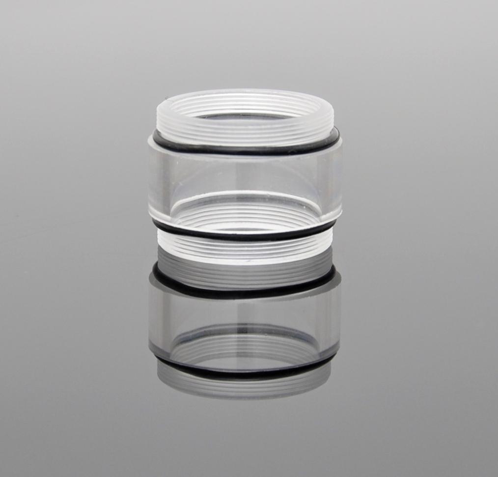 Nádržka - tělo pro kayfun středová krátká Barva: Průhledná