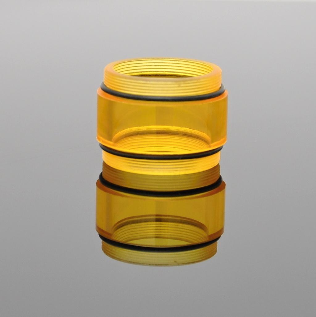 Nádržka - tělo pro kayfun středová krátká Barva: Žlutá
