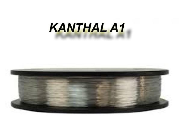 Drát Kanthal A1 - 1m Kategorie: Dráty, Materiál: Kanthal A1, Délka: 1m, Průměr: 0,20mm