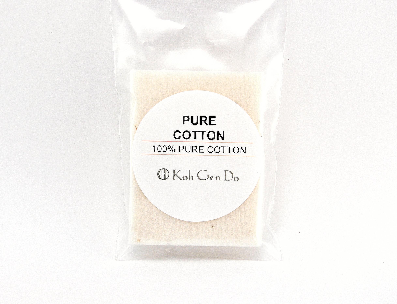 KGD JAPAN Koh Gen Do Japanese Cotton 100% organická bavlna - 5 kusů aršíku 6x8cm
