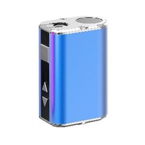 Grip ismoka / Eleaf iStick Mini 1050mAh / 10W Kategorie: Základní sada, Barva Baterie: Modrá 1ks, Napětí baterie: VV variabilní napětí 3,5v - 5v, Kapacita Baterie: 1050mAh