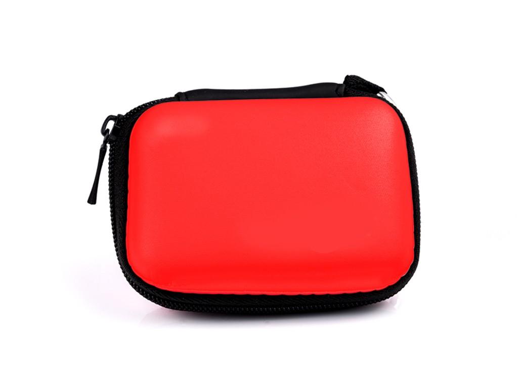 Efest Pouzdro na baterie 3x18650 Barva: Červená