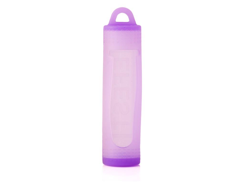 Efest Silikonové ochranné pouzdro pro 18650 baterie Barva: Fialová, Materiál: Plast
