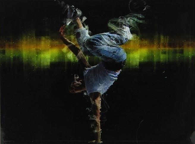 iSmoka / eLeaf Samolepka Eleaf / iSmoka iStick 50W Barva: DANCER