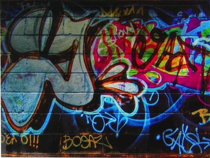 iSmoka / eLeaf Samolepka Eleaf / iSmoka iStick 50W Barva: GRAFITTI