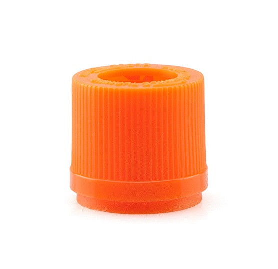 EU Vršek s dětskou pojistkou - na sklěněné lahve Barva: Oranžová