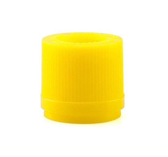 EU Vršek s dětskou pojistkou - na sklěněné lahve Barva: Žlutá