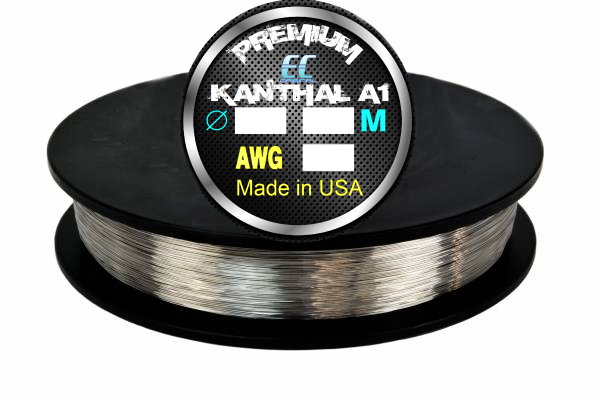 Drát Kanthal A1 PREMIUM 1m - MADE IN USA Kategorie: Dráty, Materiál: Kanthal A1, Průměr: 0,28mm