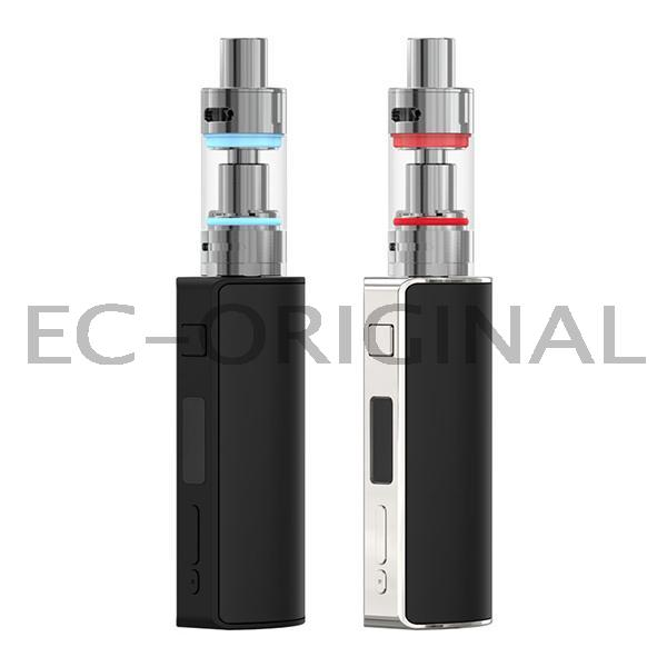 iSmoka / eLeaf Elektronická cigareta eLeaf iStick TC60W + Melo 2 - kompletní set Kategorie: Základní sada, Barva Baterie: Černá 1ks