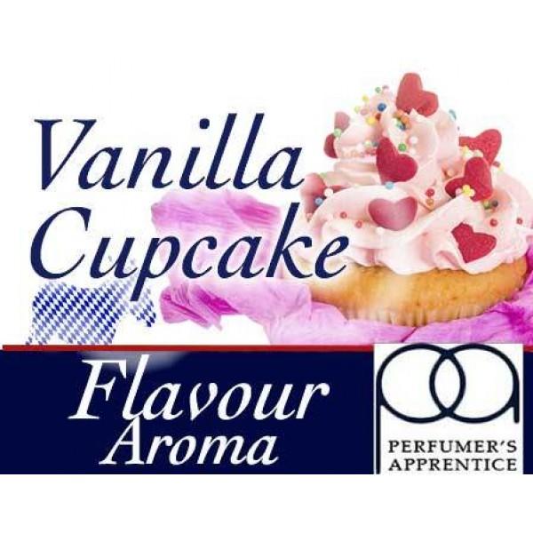 TPA - Perfumers Apprentice Perfumers Apprentice - Vzorky příchutí 1,5ml - Sladké Kategorie: Sladké, Příchuť: Příchuť Vanilla Cupcake, Množství: 1,5ml