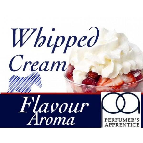 TPA - Perfumers Apprentice Perfumers Apprentice - Vzorky příchutí 1,5ml - Sladké Kategorie: Sladké, Příchuť: Příchuť Whipped Cream, Množství: 1,5ml