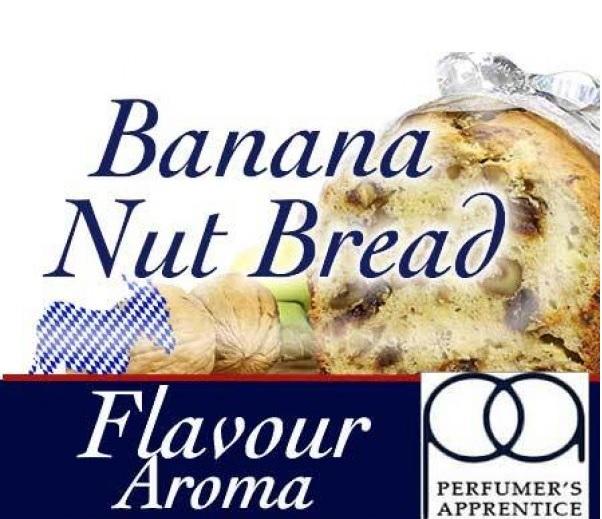 TPA - Perfumers Apprentice Perfumers Apprentice - Vzorky příchutí 1,5ml - Sladké Kategorie: Sladké, Příchuť: Příchuť Banana Nut Bread, Množství: 1,5ml