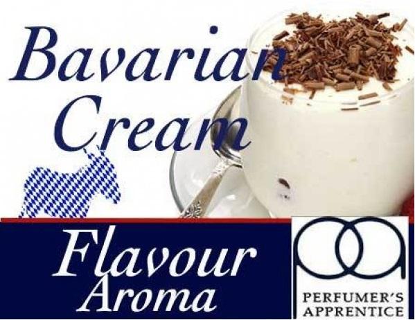 TPA - Perfumers Apprentice Perfumers Apprentice - Vzorky příchutí 1,5ml - Sladké Kategorie: Sladké, Příchuť: Příchuť Bavarian Cream, Množství: 1,5ml