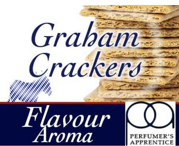 TPA - Perfumers Apprentice Perfumers Apprentice - Vzorky příchutí 1,5ml - Sladké Kategorie: Sladké, Příchuť: Příchuť Graham Crackers, Množství: 1,5ml