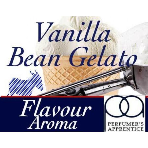 TPA - Perfumers Apprentice Perfumers Apprentice - Vzorky příchutí 1,5ml - Sladké Kategorie: Sladké, Příchuť: Příchuť Vanilla Bean Gelato, Množství: 1,5ml