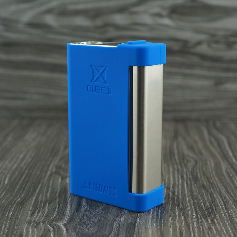 Silikonové premium pouzdro Smok X CUBE II Barva: Modrá tmavá