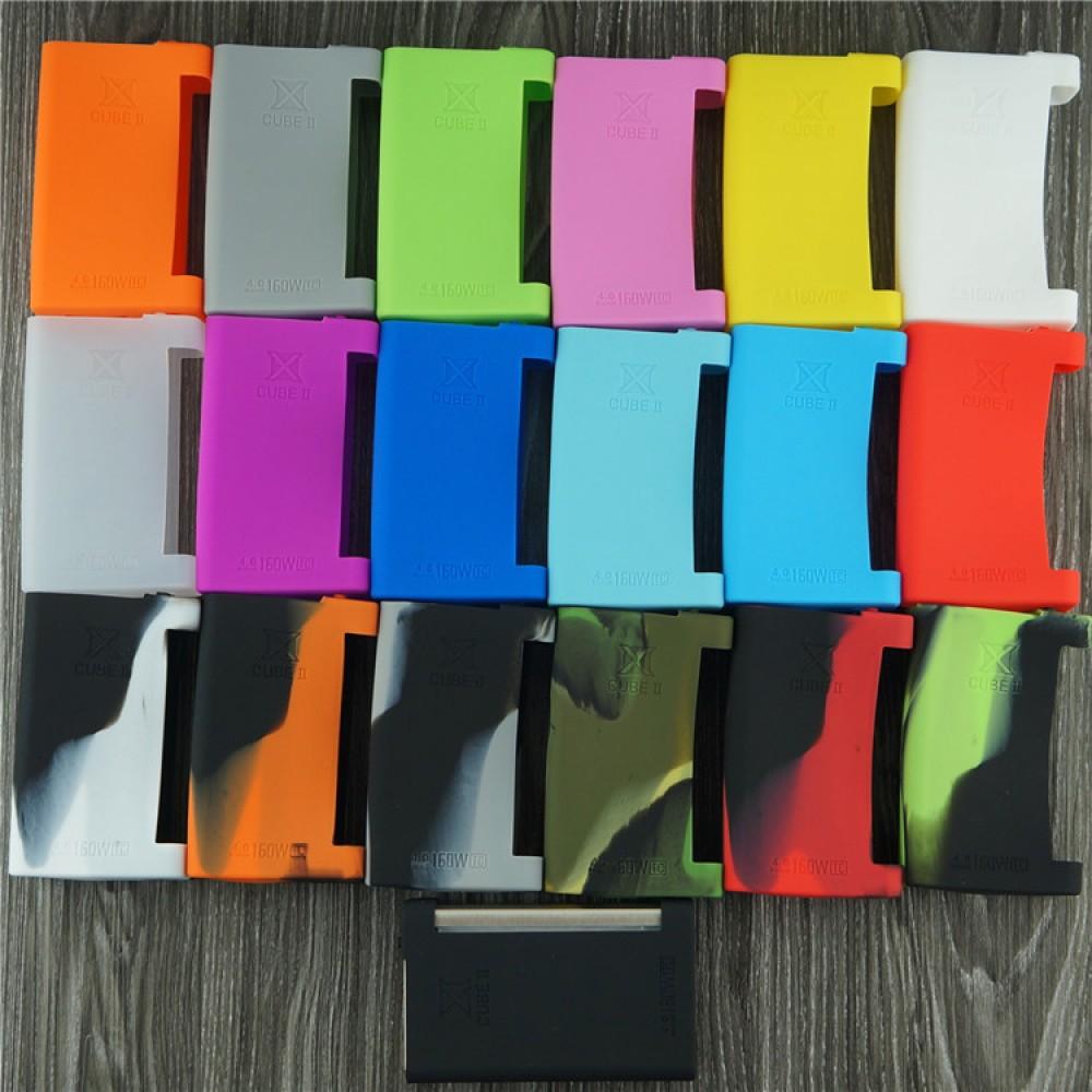 Silikonové premium pouzdro Smok X CUBE II Barva: Bílá