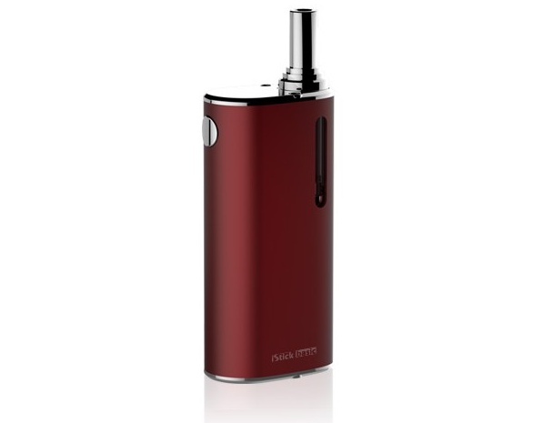 iSmoka / eLeaf Elektronická cigareta Eleaf iStick Basic (2300mAh) + GS Air 2 - set Kategorie: Základní sada, Barva Baterie: Červená 1ks