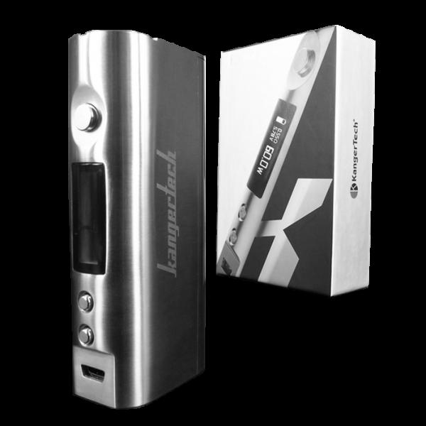KangerTech Kbox Mini Platinum TC 60w Mod Barva Baterie: Platinová 1ks