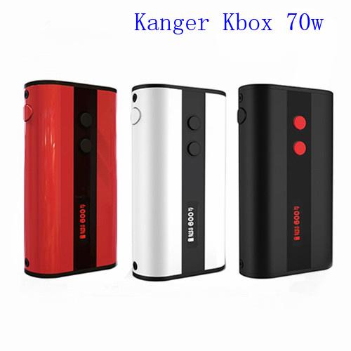 KangerTech KBOX TC MOD 70W - 4000mAh Barva: Bílá