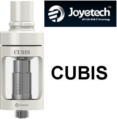 Joyetech Cubis Tank - 3,5ml clearomizér Barva: Bílá