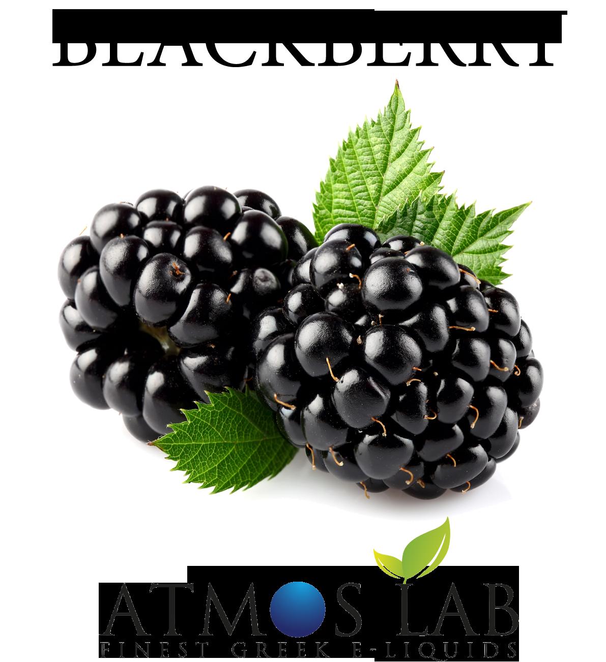 Ostružina / Blackberry - Příchuť AtmosLab 10ml Kategorie: Ovocné, Příchuť: Ovocná - Blackberry, Množství: 10ml
