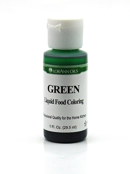 LorAnn - USA Lorann potravinářské barvivo pro e-liquidy 1,5ml Barva: Zelená