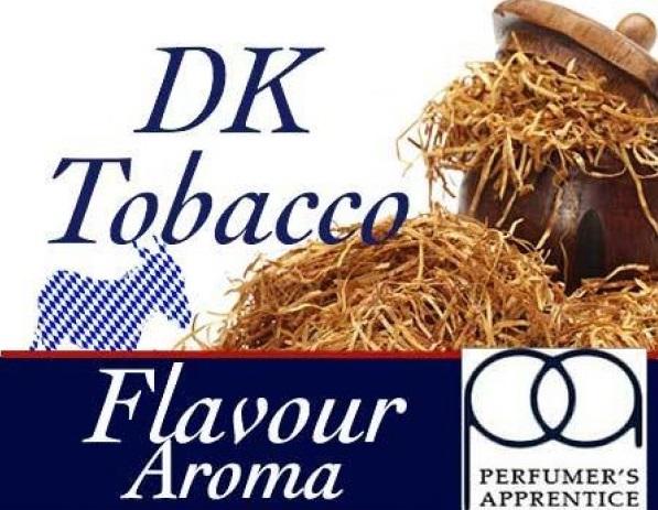 TPA - Perfumers Apprentice Perfumers Apprentice - Vzorky příchutí 1,5ml - Tabákové Kategorie: Tabákové, Příchuť: Tabáková - DK Tobacco, Množství: 1,5ml
