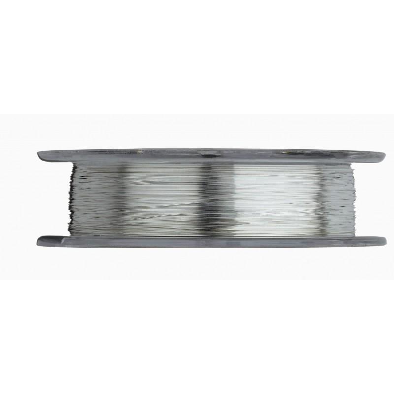 EU Drát NiFe48 Kategorie: Dráty, Materiál: NiFe48, Délka: 1m, Průměr: 0,28mm