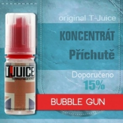Bubble Gun - příchuť T-Juice Kategorie: Ovocné, Příchuť: Ovocná - Bubble Gun, Množství: 10ml